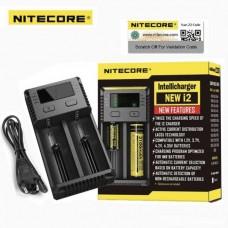 Caricabatterie Nitecore Intellicharger I2