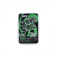 Coton Xfiber 6mm pour Profile (10pcs) - Wotofo