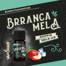 GHIACCIA-MELA premium blend 10ml-Vaporart